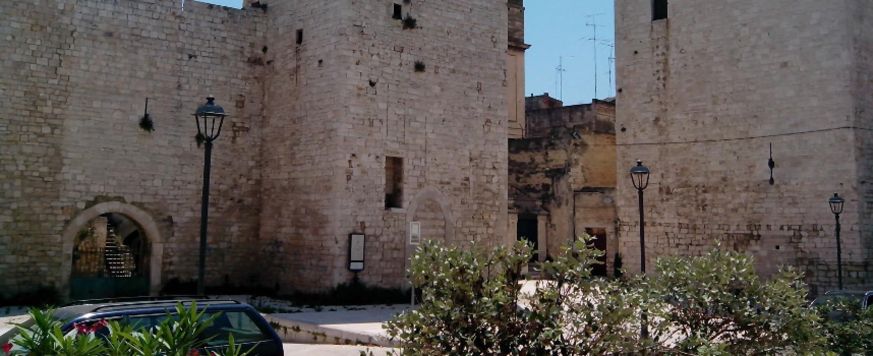 """SAC """"Terre di Diomede"""", nella rete anche il Castello e la Torre Maestra di Bisceglie"""