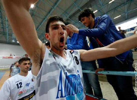 Ambrosia Basket, Mathias Drigo è il primo giocatore riconfermato per la nuova stagione