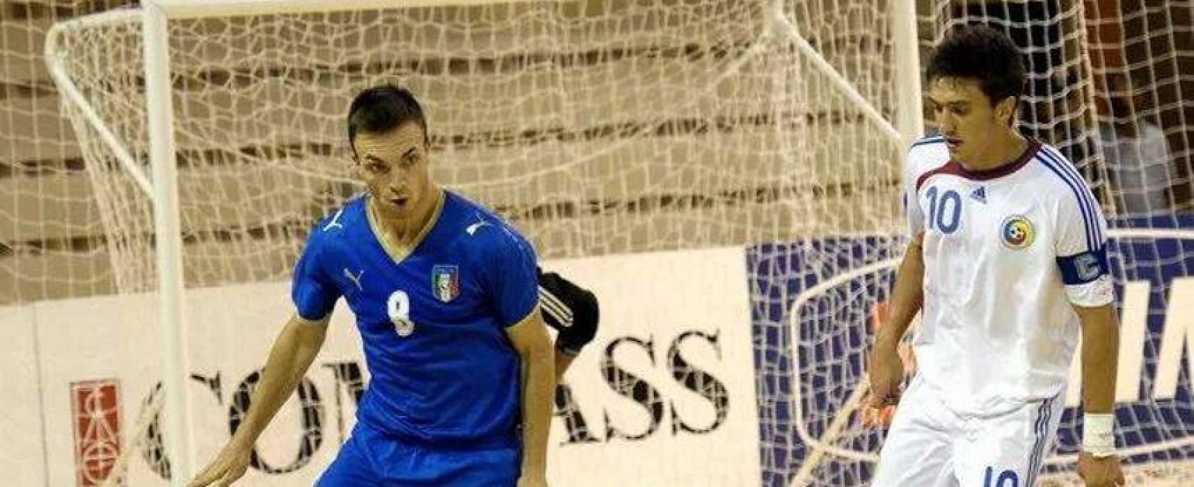 Futsal Bisceglie, Vincenzo Montelli vestirà neroazzurro il prossimo anno