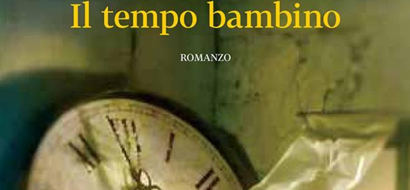 """Pomeriggi all'ombra di un libro, venerdì 11 luglio """"Il tempo bambino"""" di Simona Baldelli"""