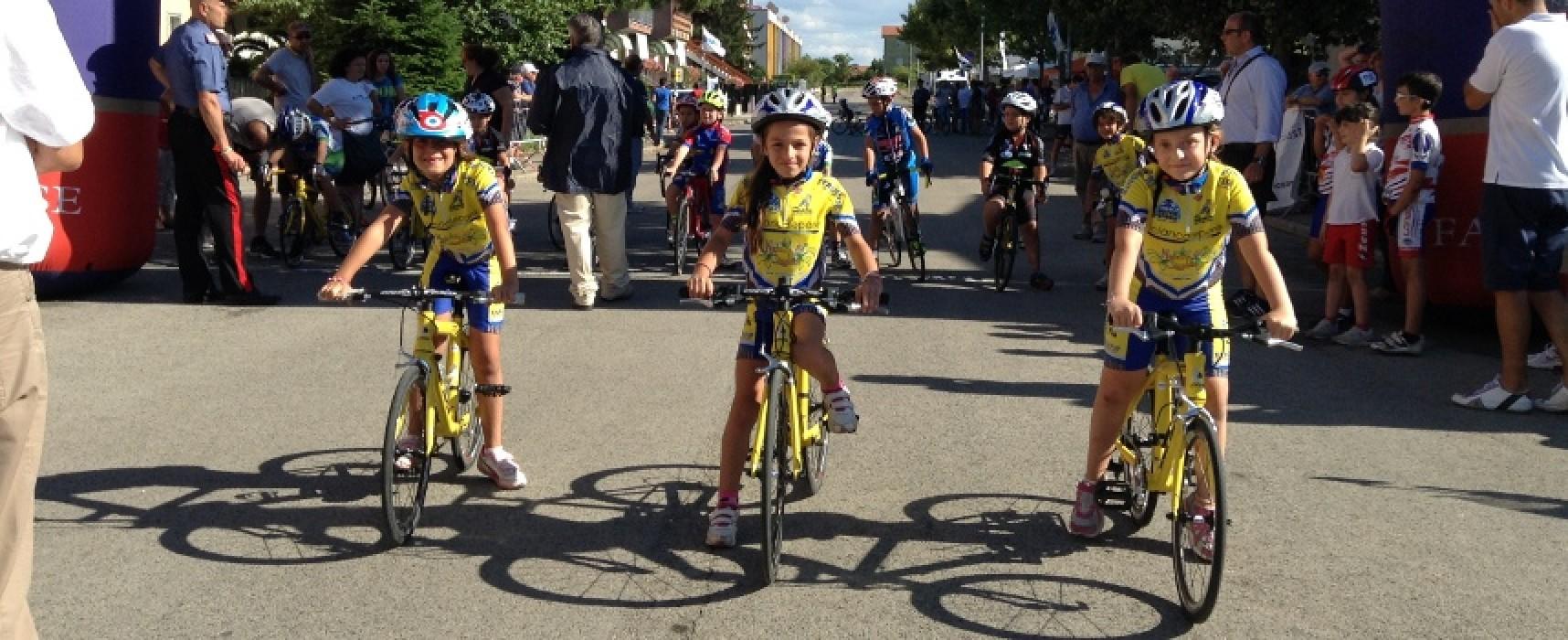 """Ciclismo: la Ludobike domina il Trofeo Interregionale """"Tre Mari"""""""