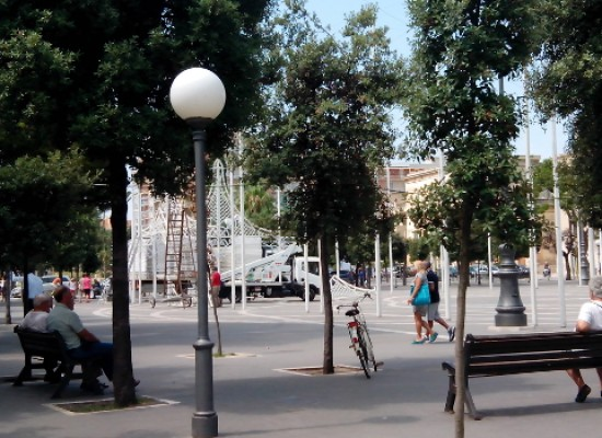 Mercato straordinario in piazza Vittorio Emanuele, ecco tutte le limitazioni al traffico veicolare