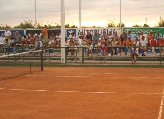 Tennis, lo Sporting Club Bisceglie ospita le finali del Campionato Italiano a Squadre Over 65