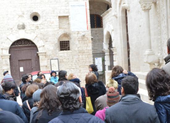 """""""99 borghi"""", domenica visite guidate gratuite alla scoperta del centro storico di Bisceglie"""