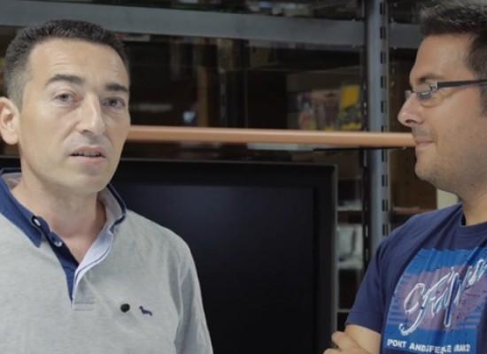 """Antonio Lafranceschina prima della partenza: """"Grazie e arrivederci a presto"""" / VIDEO"""
