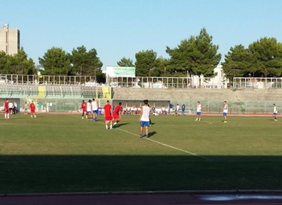 Unione Calcio sconfitta a Barletta in amichevole