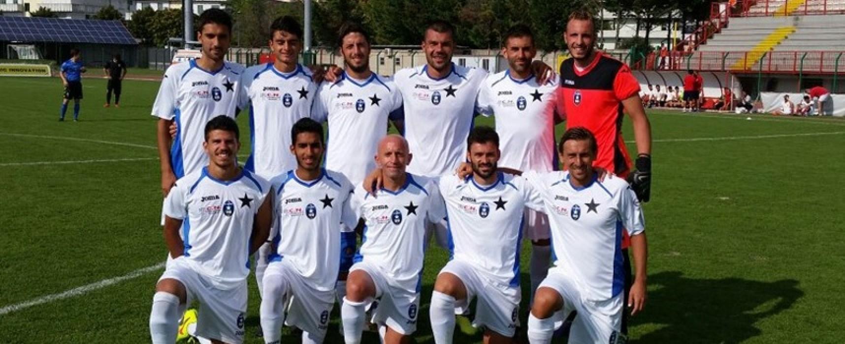 Il Bisceglie vince e convince: 2-0 al Brindisi