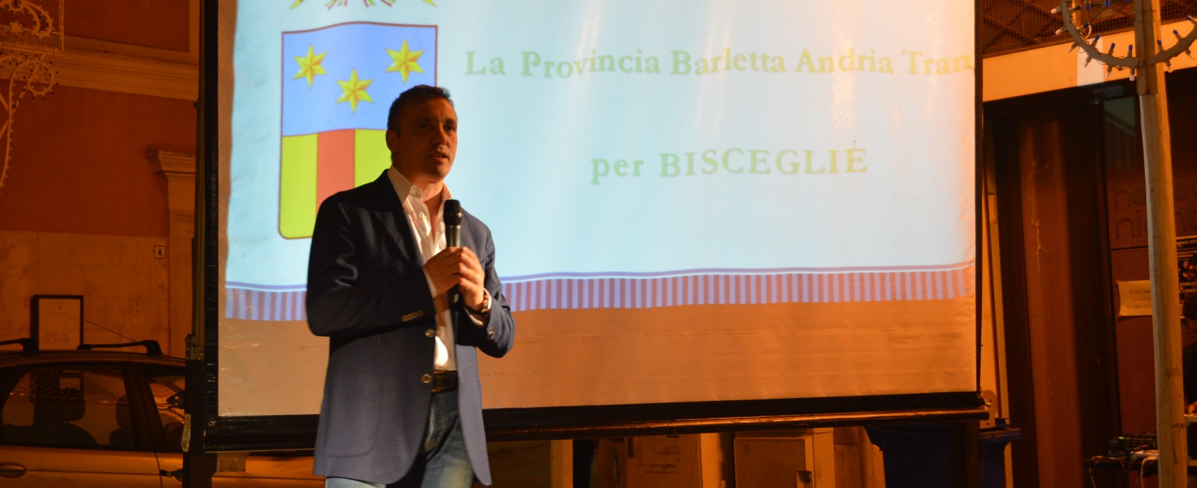 """""""La Provincia si racconta"""", intervista a Francesco Ventola e a """"Pinuccio il faccendiere"""" /VIDEO"""