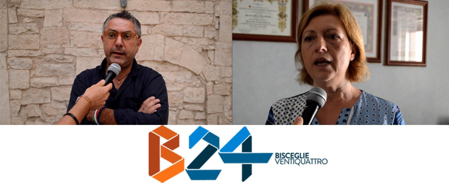 Province in fase di rimodulazione, intervista a Enzo Di Pierro (Ncd) e Tonia Spina (FI) / VIDEO
