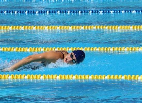 """Elena Di Liddo, due argenti agli """"Swimmeting Alto Adige"""" di Bolzano"""