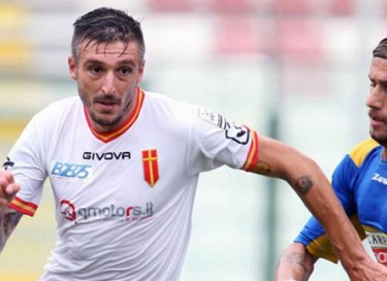 """Bisceglie Calcio, ecco """"il cigno"""" Guadalupi: il jolly di centrocampo per mister De Luca"""