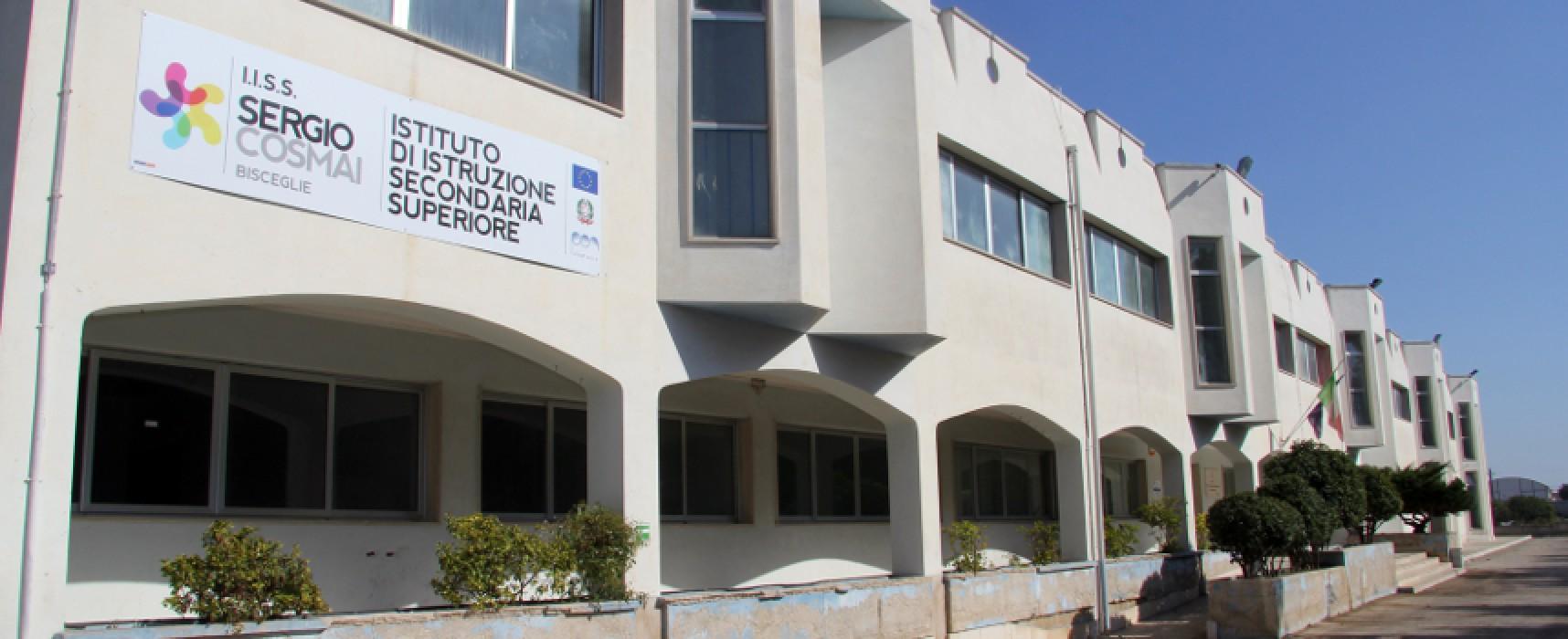 """""""Legalità è lavoro"""", l'Istituto professionale ricorda Sergio Cosmai"""