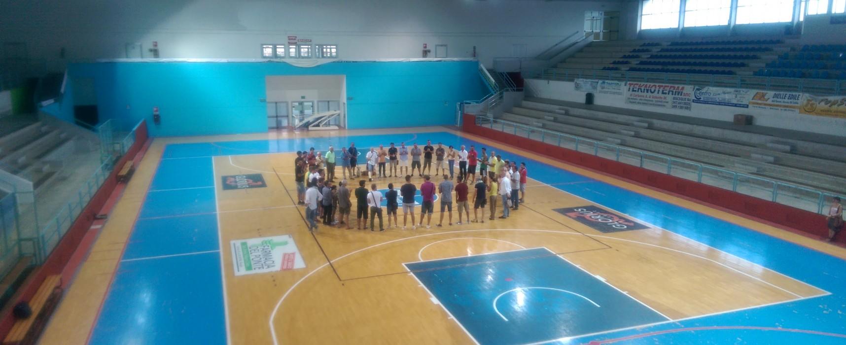 Raduno Ambrosia Basket Bisceglie, le interviste ai protagonisti /VIDEO