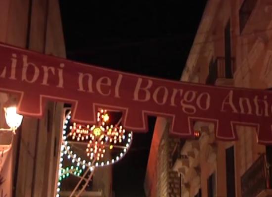 """Diretta televisiva in Italia e in Europa per la sesta edizione di """"Libri nel Borgo Antico"""""""