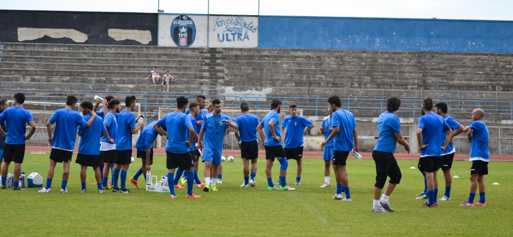 Bisceglie all'ultimo respiro, battuto 1-0 il Manfredonia