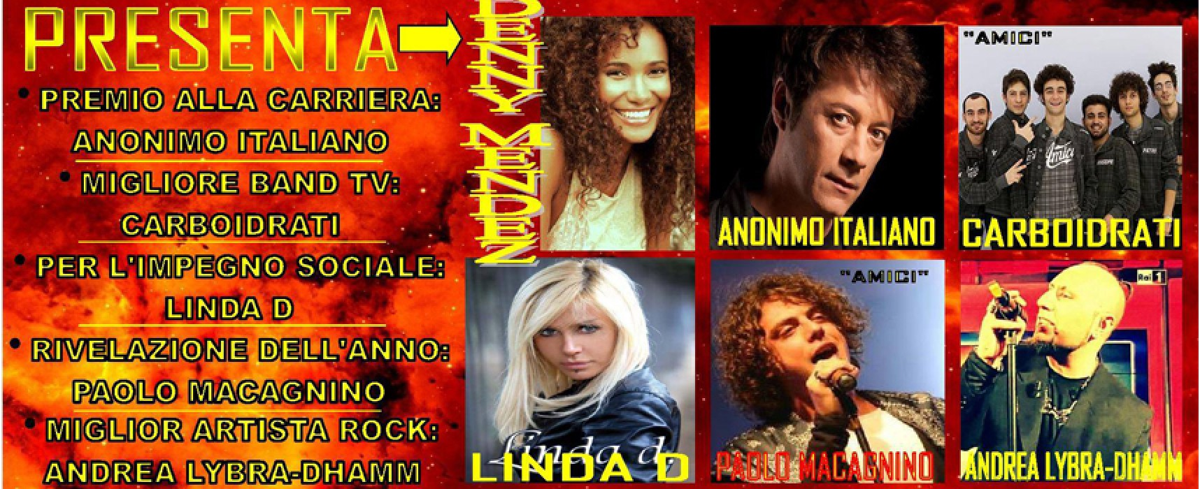 La finale regionale del Sanremo Music Awards per celebrare l'inaugurazione del waterfront