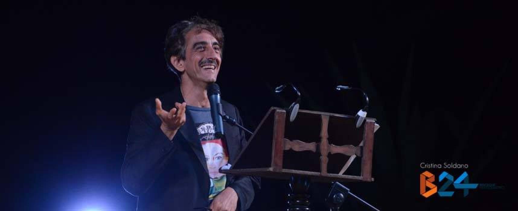 """Teatro Mediterraneo in visibilio per """"La guerra dei cafoni"""" di Sergio Rubini / FOTO e VIDEO"""