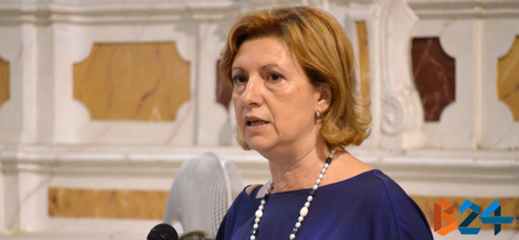 """Tonia Spina candidata Sindaco per la coalizione civica """"Un'altra Bisceglie"""""""