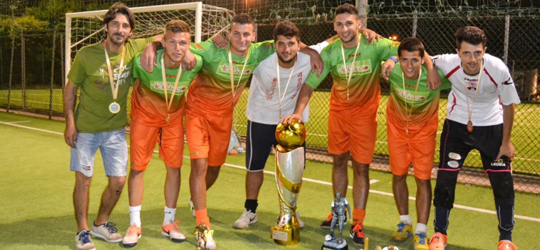 Calcio a 5: parte questa sera il 12° Trofeo Bisceglie 15 Giorni