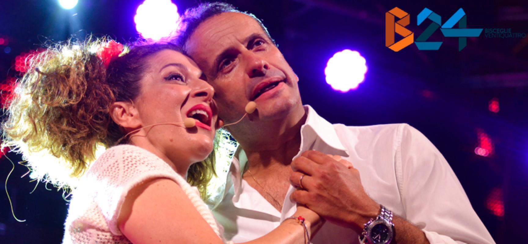Stasera Uccio De Santis al teatro Mediterraneo racconta 15 anni di Mudù