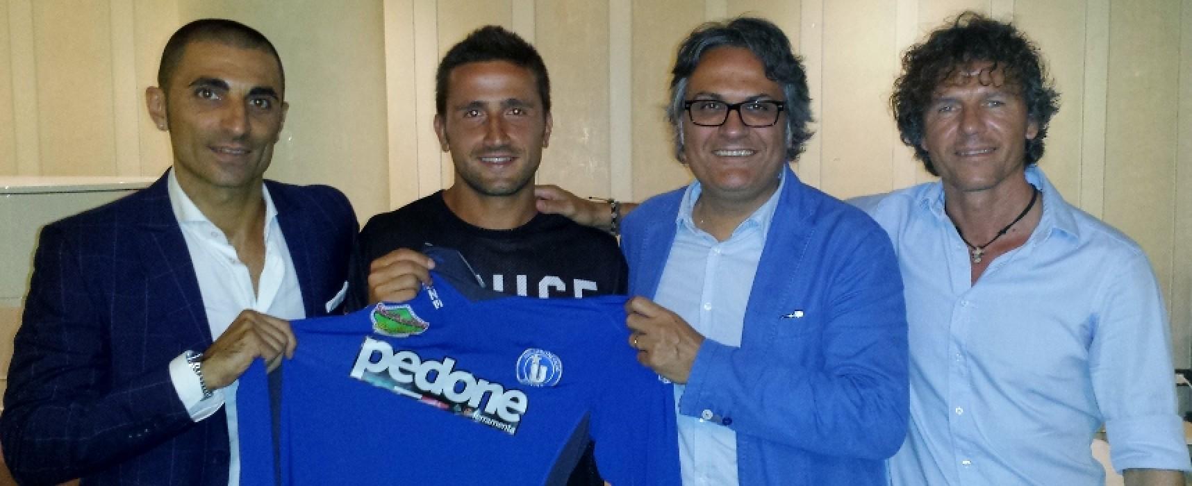 Mercato Unione Calcio, preso l'under Alfonso D'Angelo
