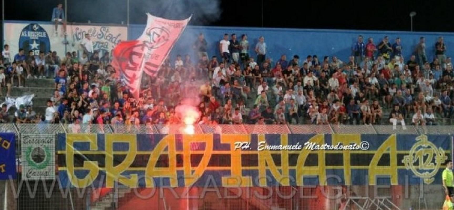 """Coppa Italia: Bisceglie-Brindisi al """"Ventura"""" ore 20:00"""