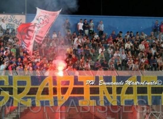 """Bisceglie Calcio, gli ultras dopo la multa: """"Gente totalmente estranea a noi"""""""