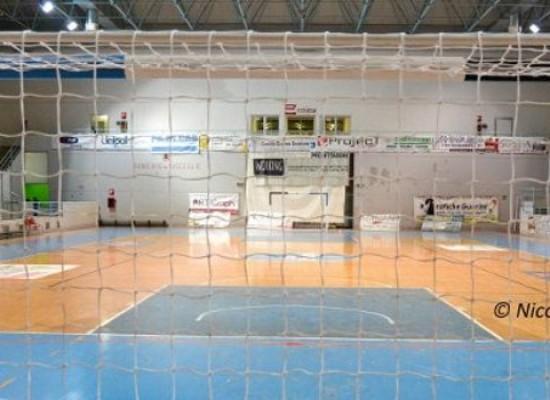 Questa sera amichevole Futsal Bisceglie-Diaz