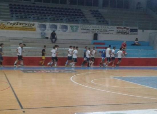 Futsal Bisceglie: riscontro positivo allo stage della Juniores