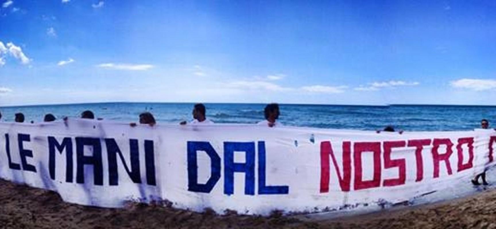 """NoTriv Day, domenica 2 agosto M5S a Salsello: """"Giù le mani dal nostro mare!"""""""