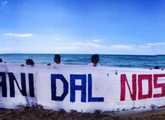 """""""Giù le mani dal nostro mare"""", domenica manifestazione di M5s con la partecipazione degli attivisti biscegliesi"""