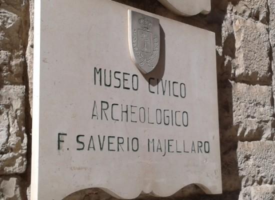 """Finanziamenti regionali per i musei, tra i 41 selezionati alche il Museo Archeologico """"Majellaro"""""""