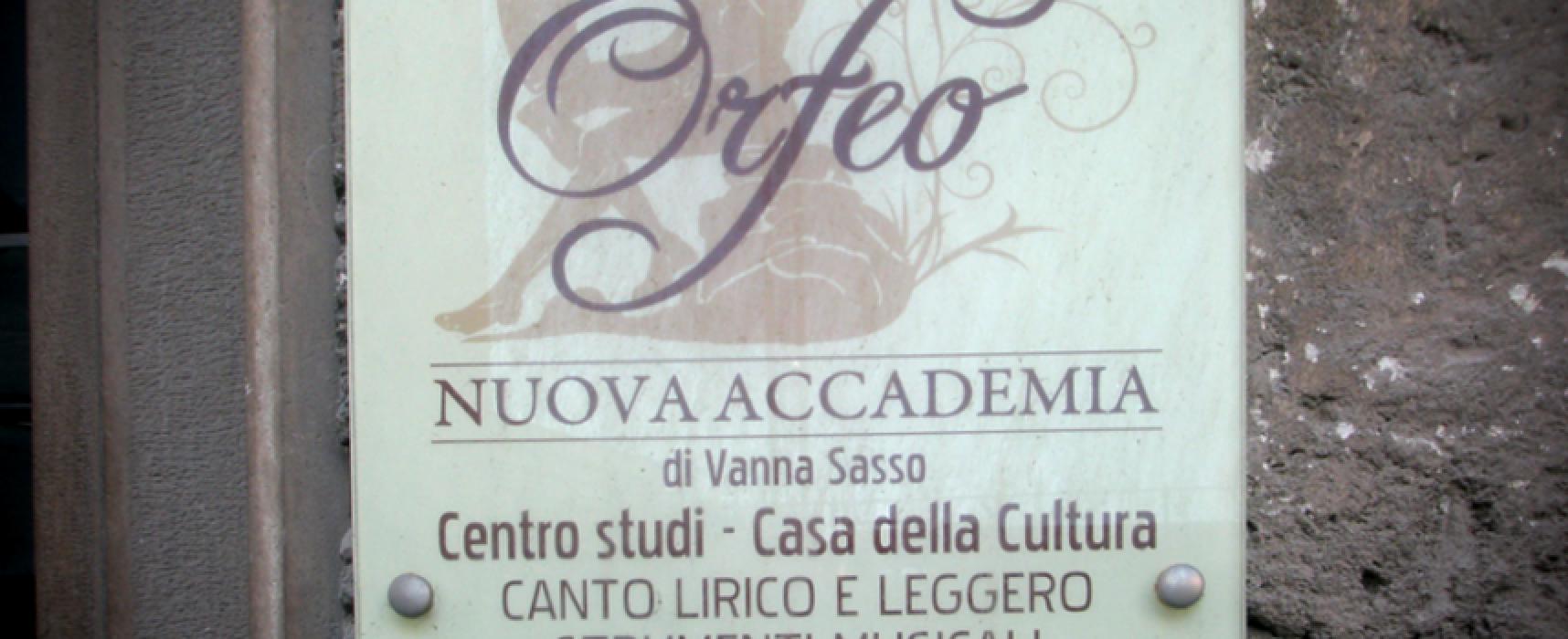 Nuova Accademia Orfeo, due eventi nella Zona Pedonale di via Nazario Sauro