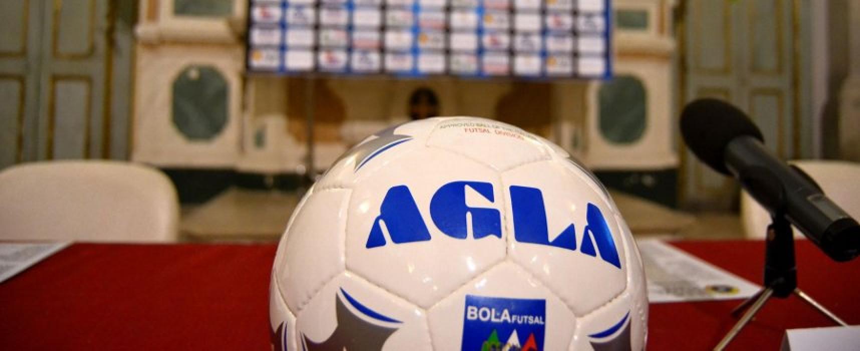 Calendari serie B; Venafro alla prima per il Futsal Bisceglie