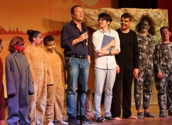"""Rassegna """"V'oliamoci bene"""", la Compagnia Aurea porta in scena """"Il Re Leone"""""""