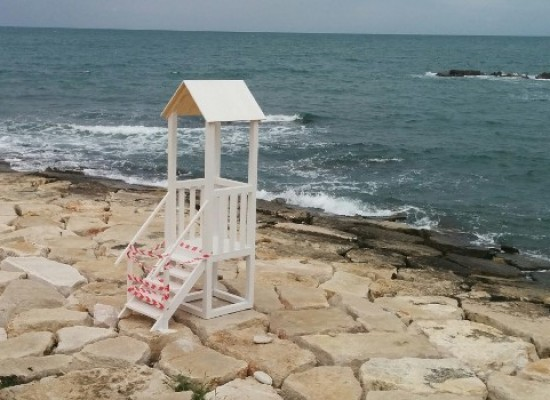 """""""Spiagge Sicure"""", attivo da oggi il servizio di salvamento a tutela dei bagnanti"""
