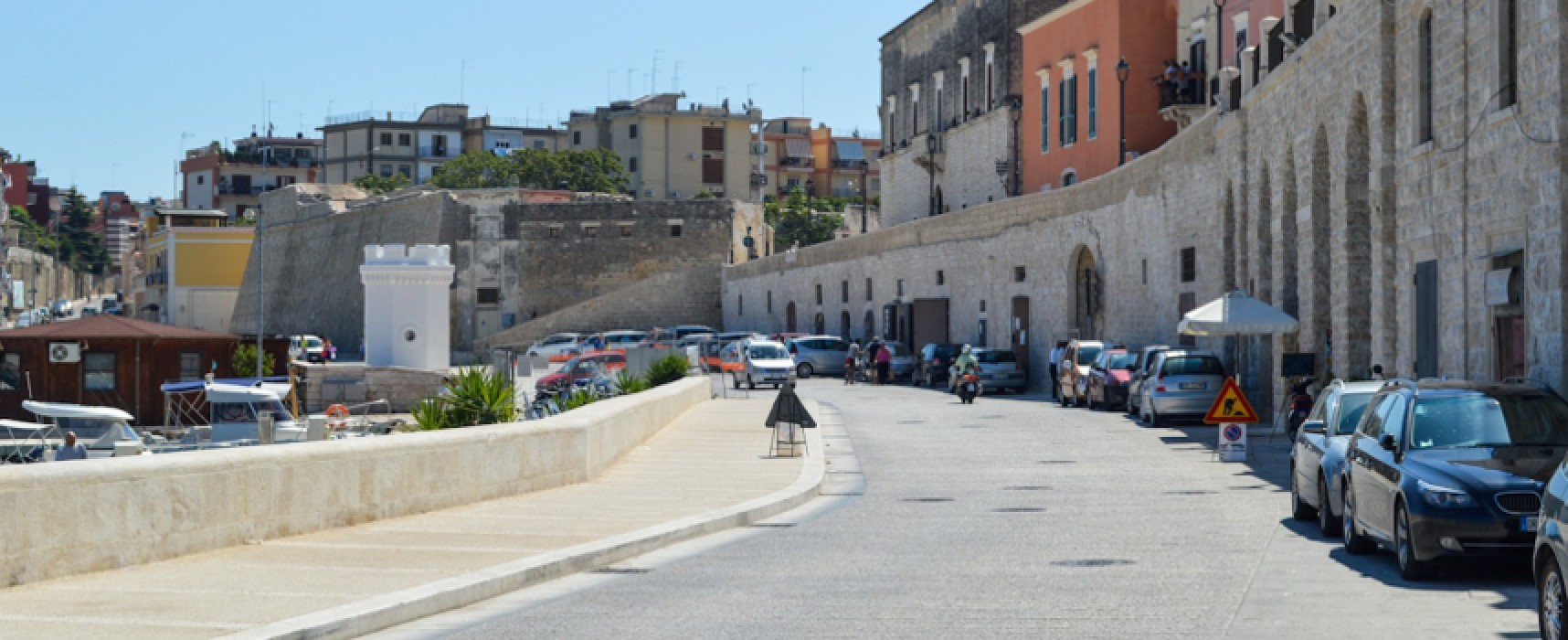 """Via Nazario Sauro chiude per inaugurazione waterfront, """"Estate in Ballo"""" e """"Sanremo Music awards"""""""