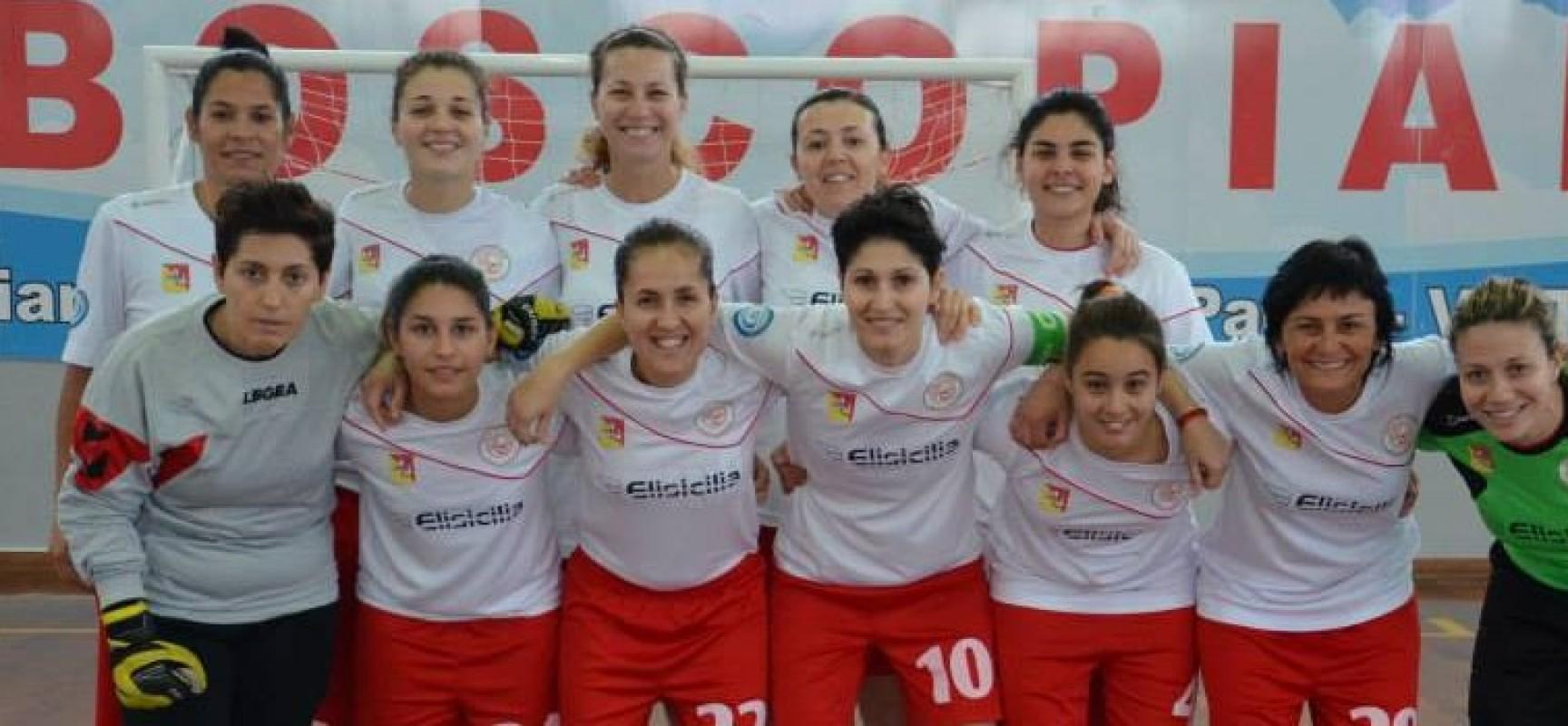 Futsal femminile serie A, esordio a Vittoria per l'Arcadia Bisceglie