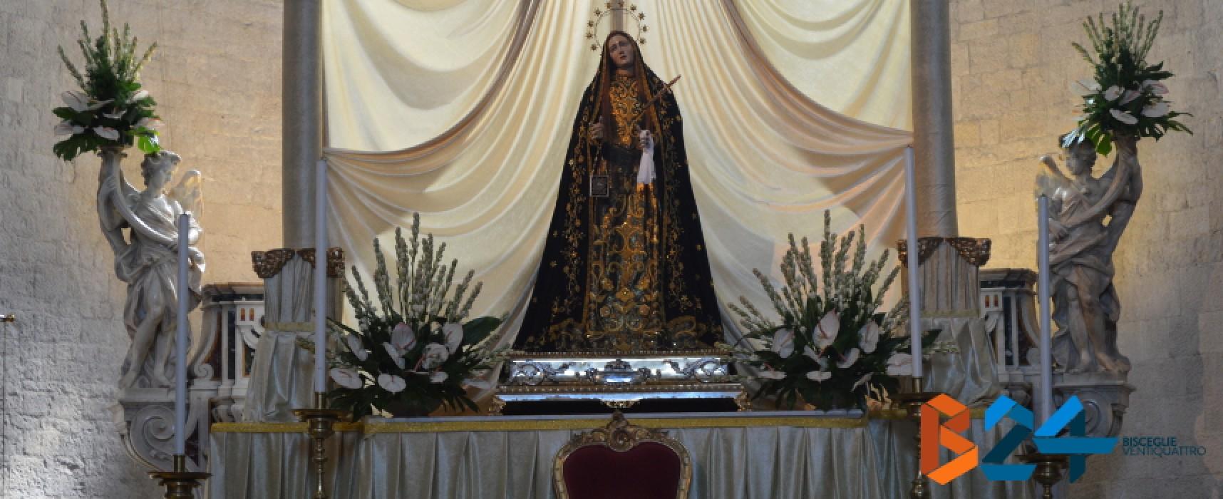 Oggi cominciano i festeggiamenti in onore dell'Addolorata / PROGRAMMA COMPLETO
