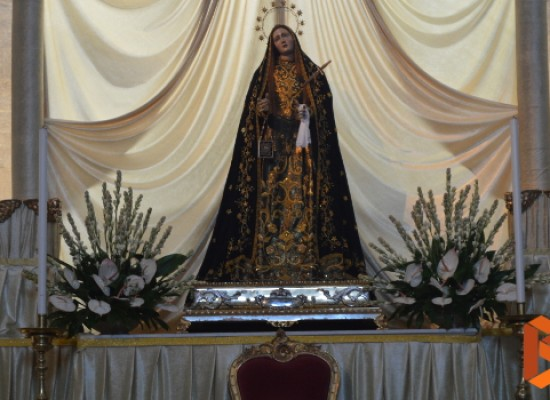 Festa dell'Addolorata, il 15 settembre scuole chiuse a Bisceglie. Ecco il PROGRAMMA delle celebrazioni