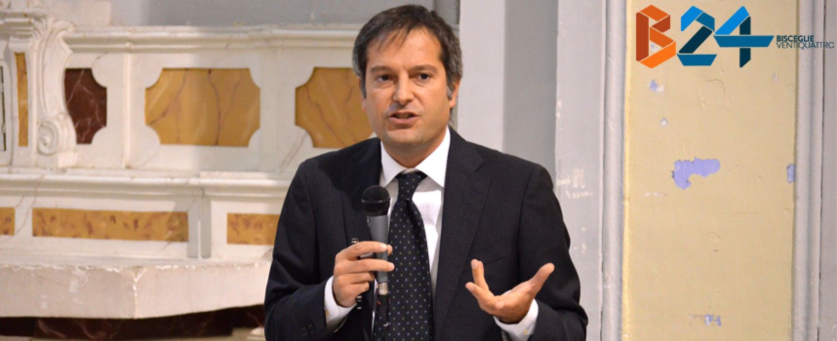 Angelantonio Angarano (PD): «Ecco le nostre proposte per imprese, giovani e fisco»