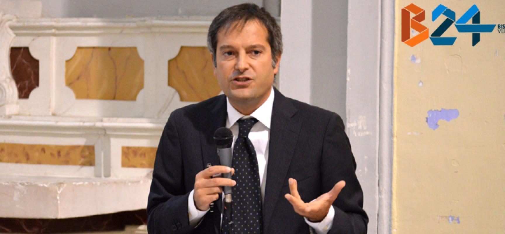 Interrogazione consiliare di Angarano (PD) sulla situazione dell'area sottostante il Bastione di Ponente