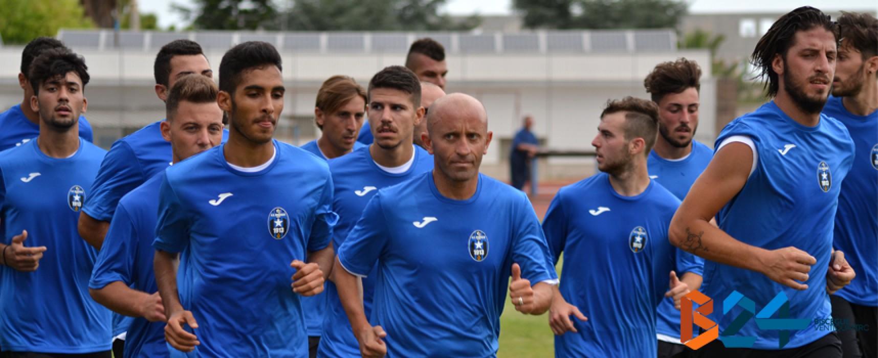 Bisceglie calcio, a Brindisi vittoria storica nel segno degli under