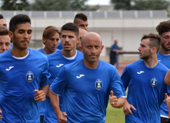 Bisceglie Calcio: domani l'esordio in campionato contro il Potenza