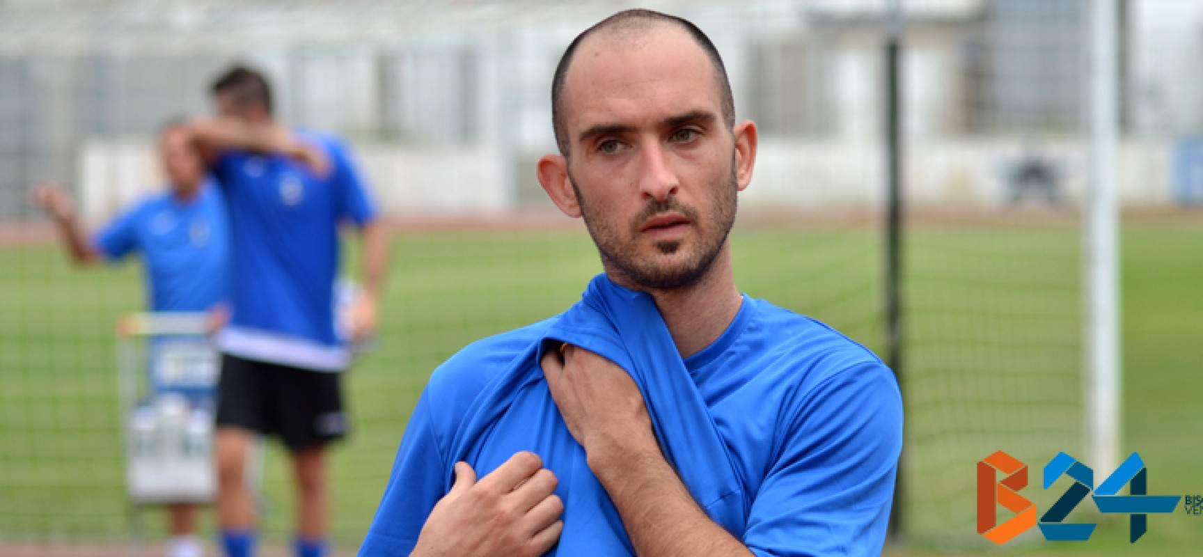 """Dal Chelsea di Mourinho al Bisceglie di De Luca, Gallaccio: """"Ora mi sento a casa"""""""