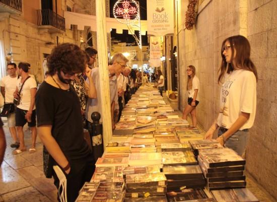 Libri nel Borgo Antico, si inizia già a progettare il book crossing della prossima edizione