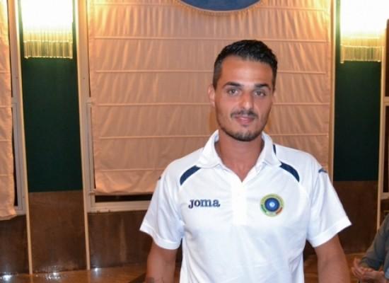 Capitan Caggianelli promuove il Futsal Bisceglie