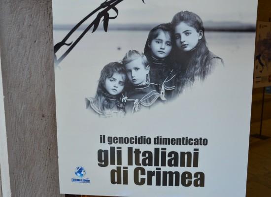 I Pugliesi di Crimea, inaugurata la mostra fotografica di Tito Manlio Altomare
