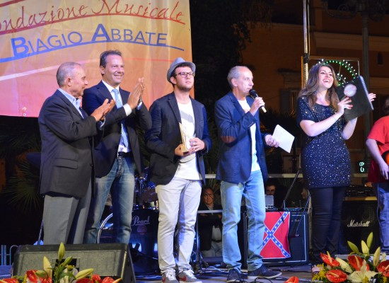 """Gli """"Interno 12"""" vincono la prima edizione di Bisceglie Band Festival /FOTO"""