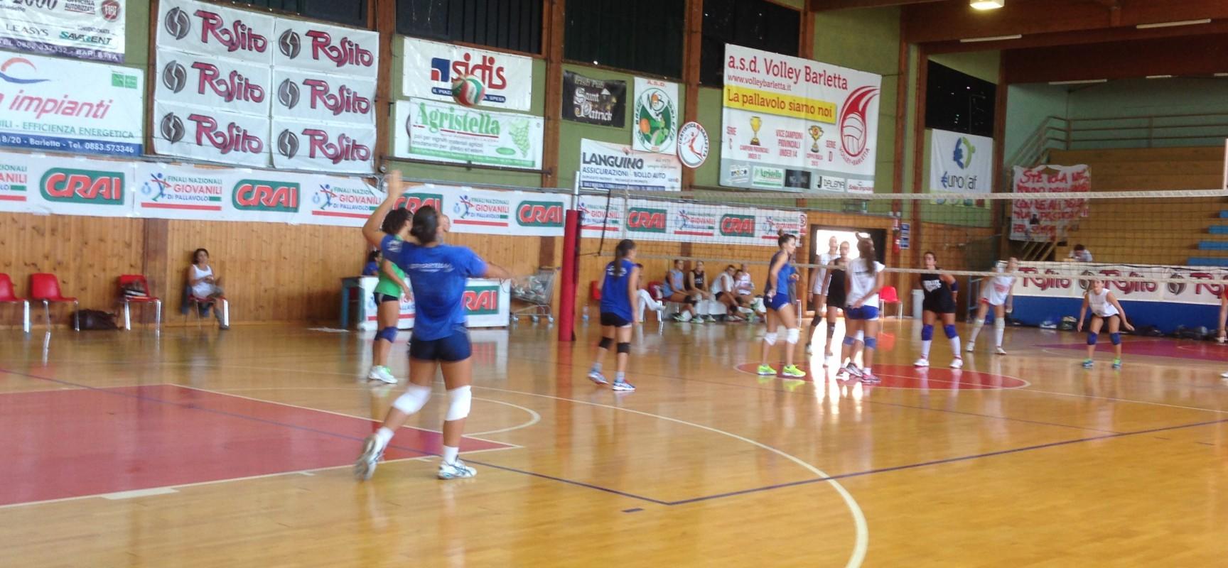 Sportilia Volley, esordio positivo nella prima amichevole stagionale